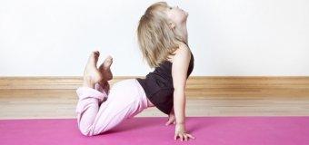 Детская йога для гиперактивных детей